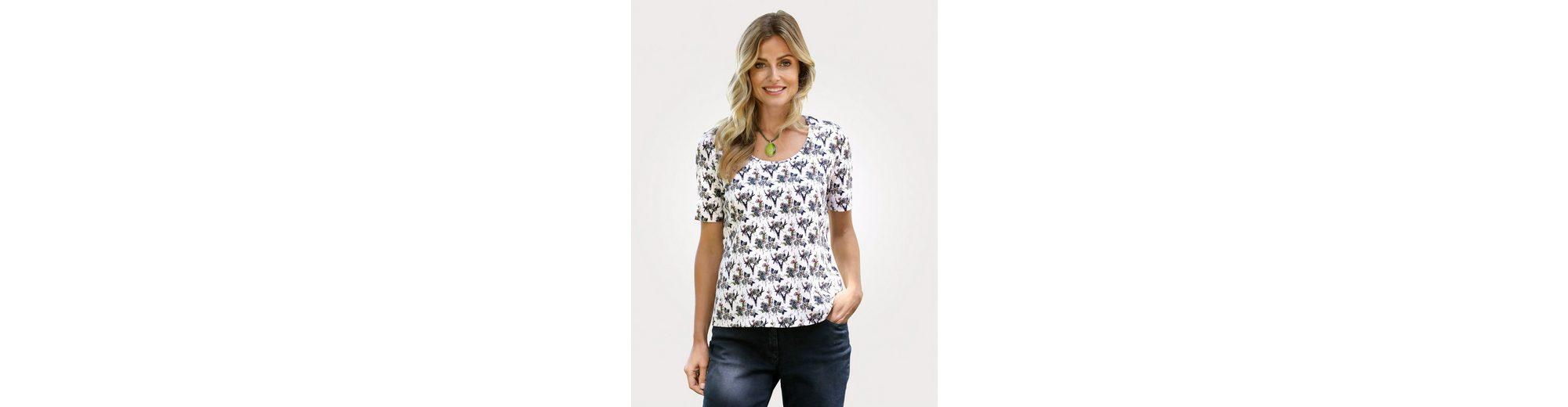 Billiger Preis Spielraum Versorgung Mona Shirt mit trachtigem Motiv G9etl7HN