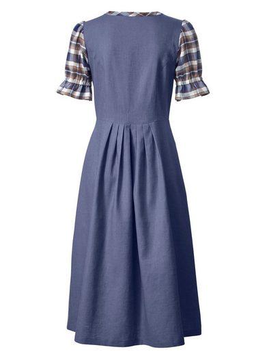 Mona Kleid in trachtiger Landhausromantik