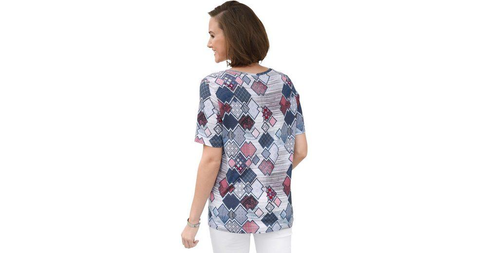 Auslassstellen Verkauf Online Spielraum Sehr Billig Collection L. Shirt mit tollen Druck 2WWTuH