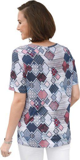 Collection L. Shirt mit tollen Druck