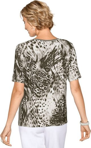 Classic Shirt in angesagter Patchwork-Optik