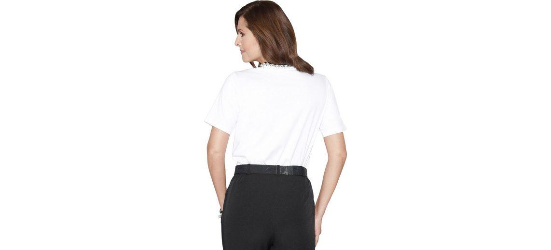 Verkauf Großer Diskont Rabatt Manchester Classic Shirt mit Schmucksteinen 9RbvL