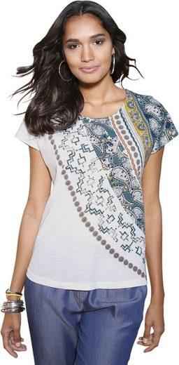 Classic Inspirationen Shirt mit überschnittenen Schultern