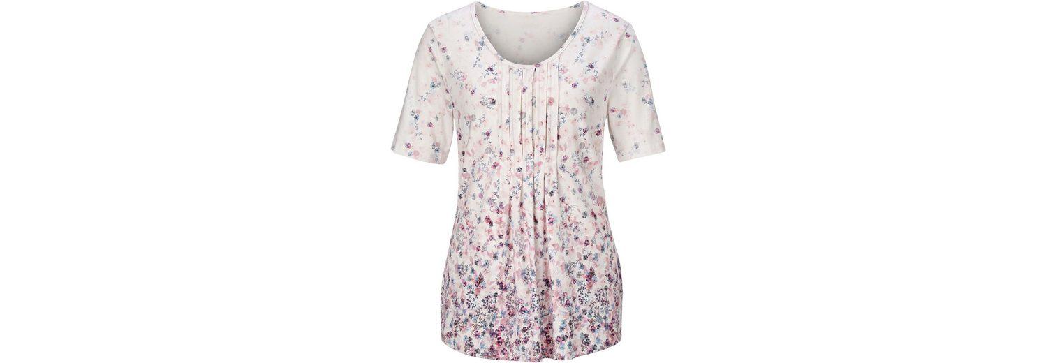 Bilder Classic Inspirationen Shirt mit floralem Druck Footlocker Online Verkaufskosten Qvfgg