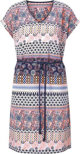 Classic Inspirationen Kleid im Muster-Mix