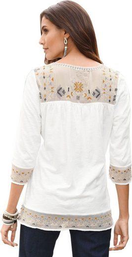 Classic Inspirationen Tunikashirt aus bequemer Jersey-Qualität
