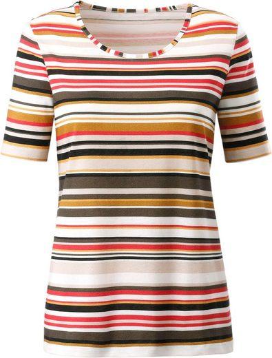 Collection L. Shirt modisch gestreift