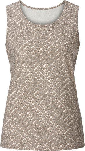 Collection L. Shirttop Im Matérielmix