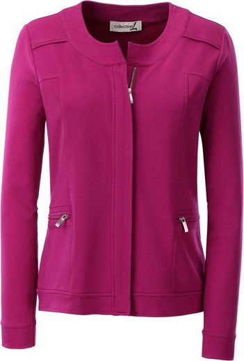 Collection L. Shirtjacke in Stretch-Qualität