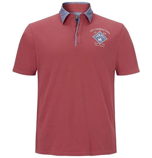 Jan Vanderstorm Poloshirt »JORV«