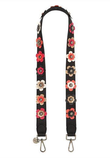 Hall Huber Shoulder Strap Rivets With Flowers &