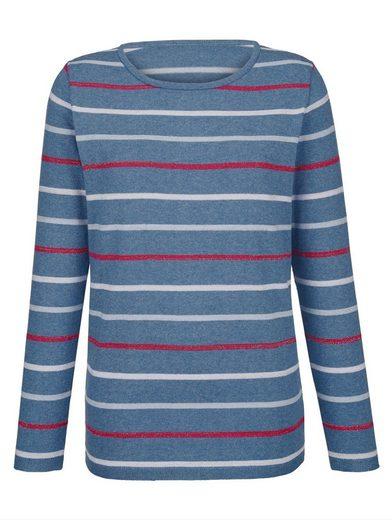 Dress In Pullover mit Lurex