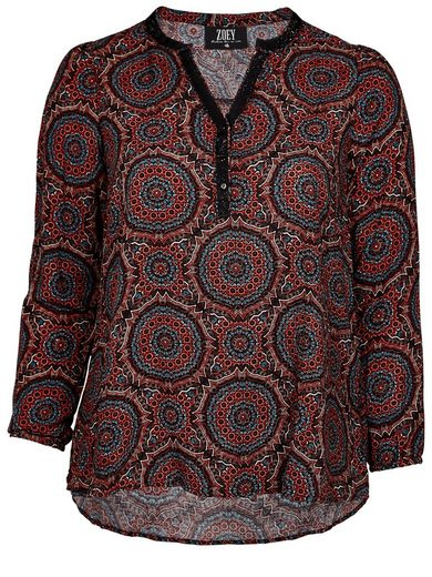 ZOEY Klassische Bluse