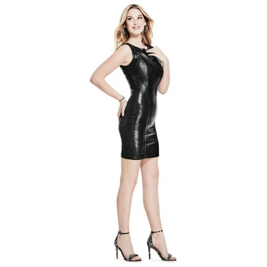 Guess KLEID BESCHICHTETE OPTIK