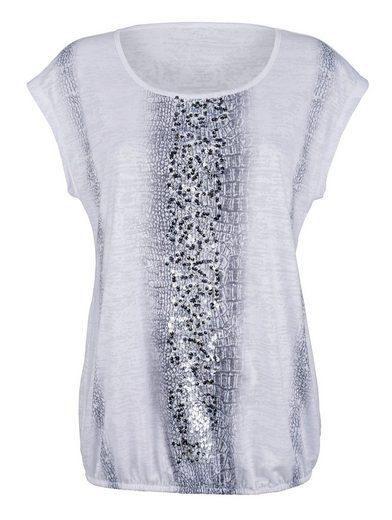 Mona Shirt in Ausbrenner-Qualität