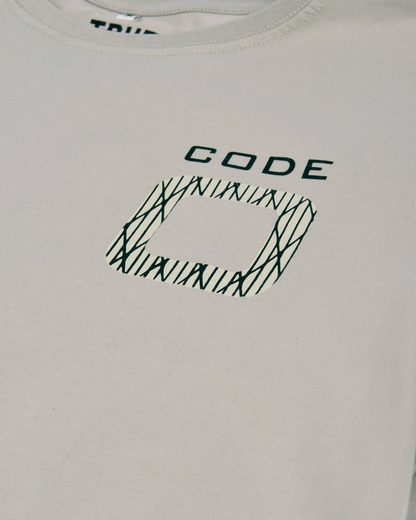 CODE-ZERO T-Shirt SEATRIAL, Logo-Print
