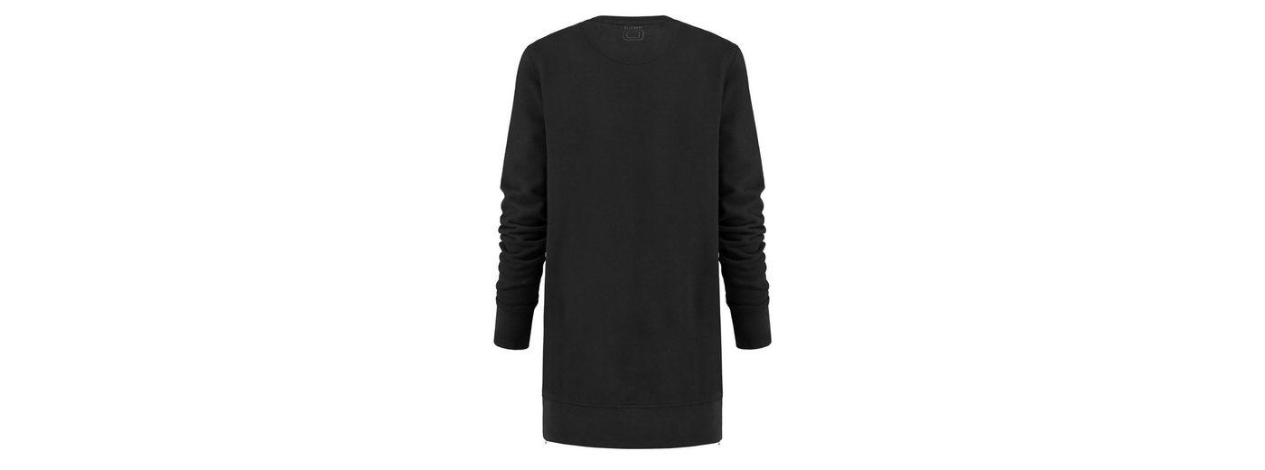 CODE-ZERO Sweatshirt MOONRAKER, Reißverschluss