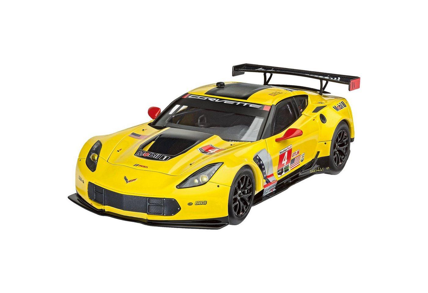 Revell® Modellbausatz Corvette C7.R