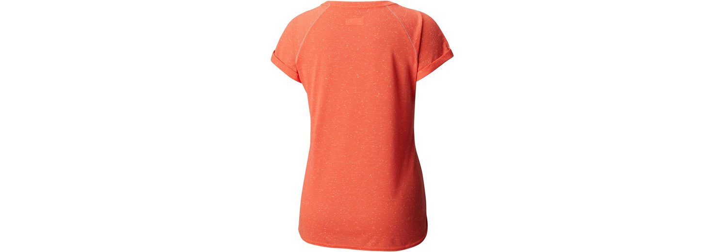Columbia T-Shirt Trail Shaker SS Shirt Women Billig Extrem tEHGiR