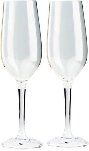 GSI Trinkflasche »Nesting Champagne Flute Set«