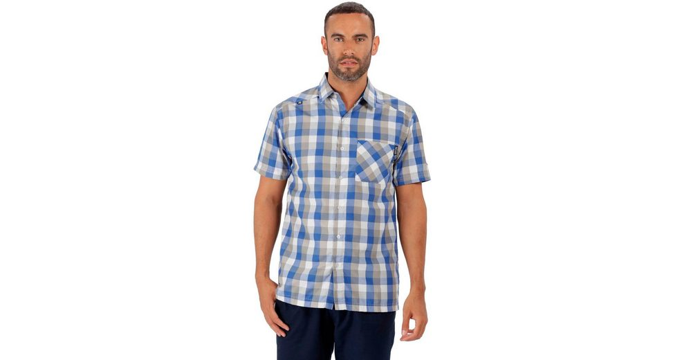 Verkauf Veröffentlichungstermine Billige Bilder Regatta Bluse Kalambo III Button Shirt Men Freies Verschiffen Niedrig Kosten Mode Zum Verkauf Große Auswahl An Günstigen Online jJbVyobmP