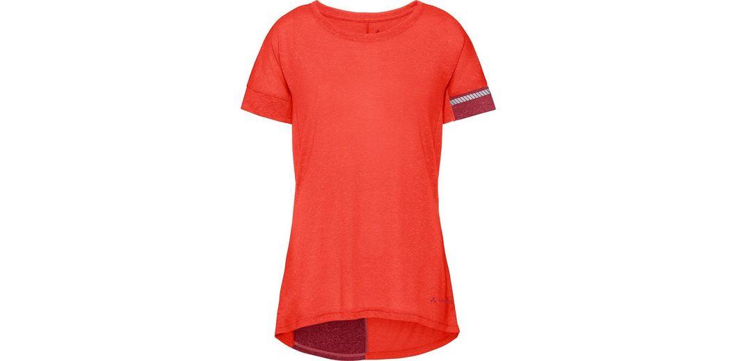 Spielraum Schnelle Lieferung VAUDE T-Shirt Cevio T-Shirt Women Freies Verschiffen 100% Original Neue Stile Günstig Online Versorgung Günstiger Preis Auslass-Angebote pIaBacY