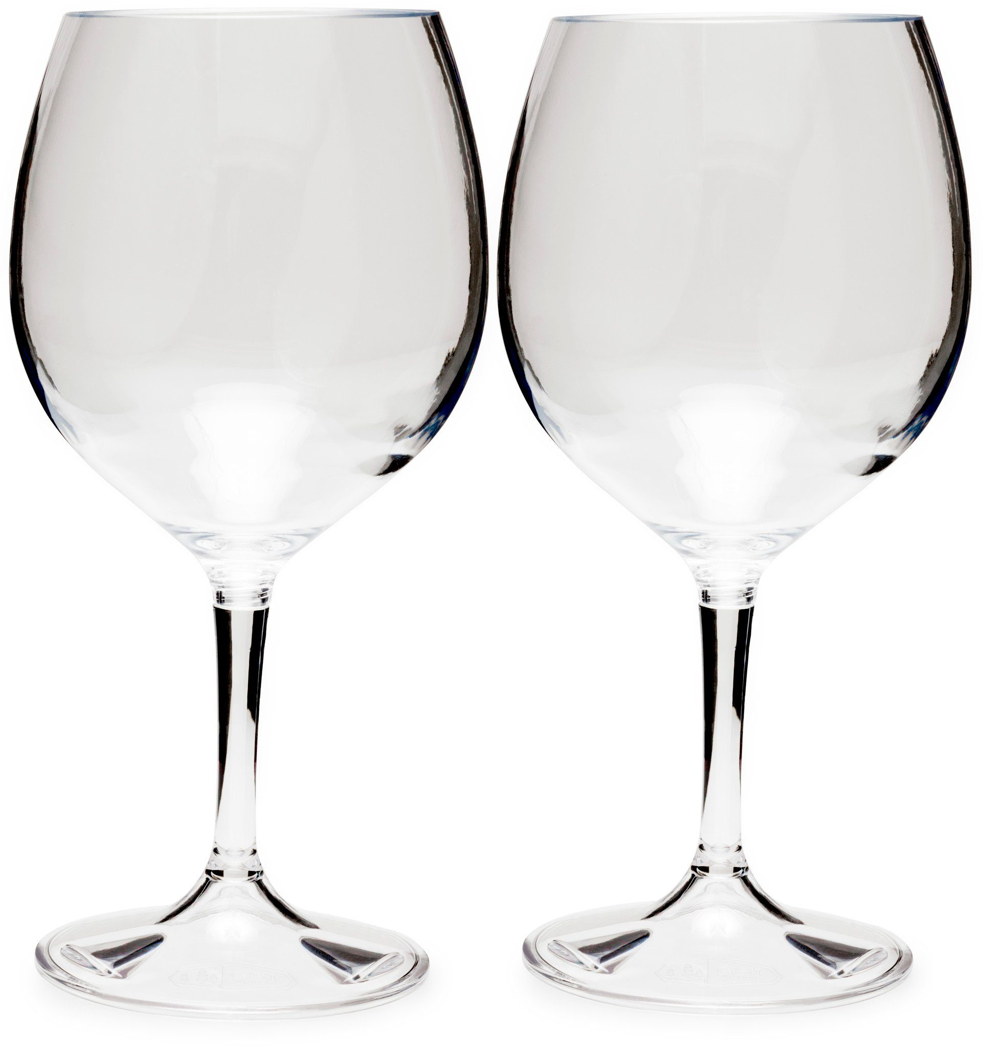 GSI Trinkflasche »Nesting Red Wine Glass Set«