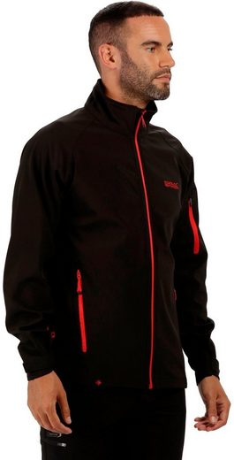Regatta Outdoorjacke Nielson IV Softshell Jacket Men