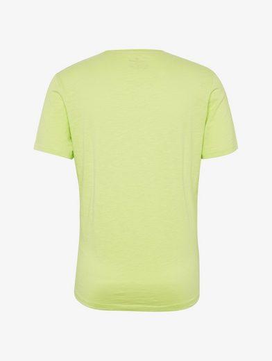 Tom Tailor T-Shirt T-Shirt mit Schrift-Print