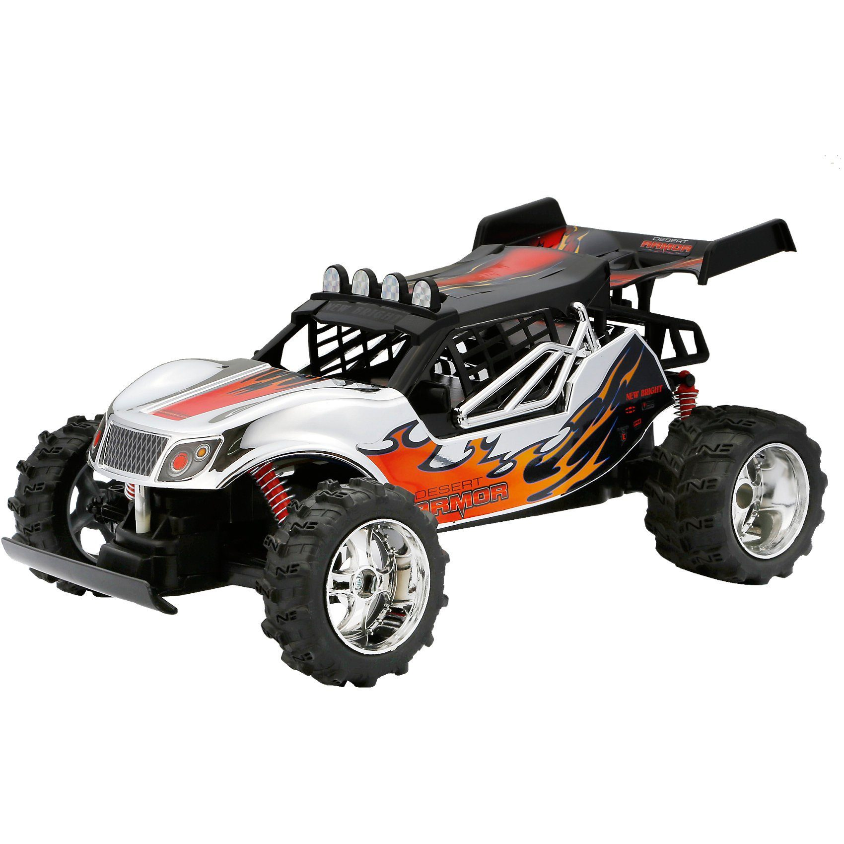 New Bright RC Fahrzeug Chrome Lightning Buggy 1:14