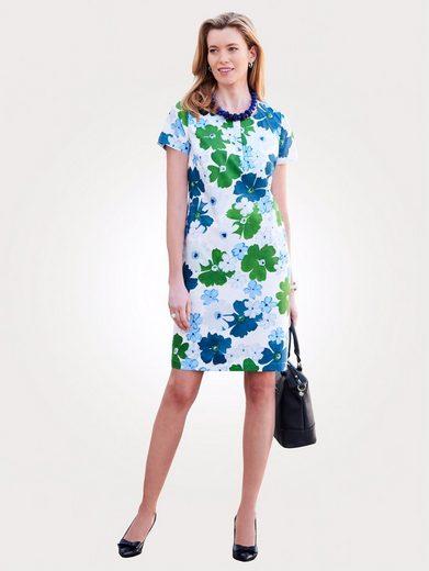 Mona Kleid aus reiner Baumwolle