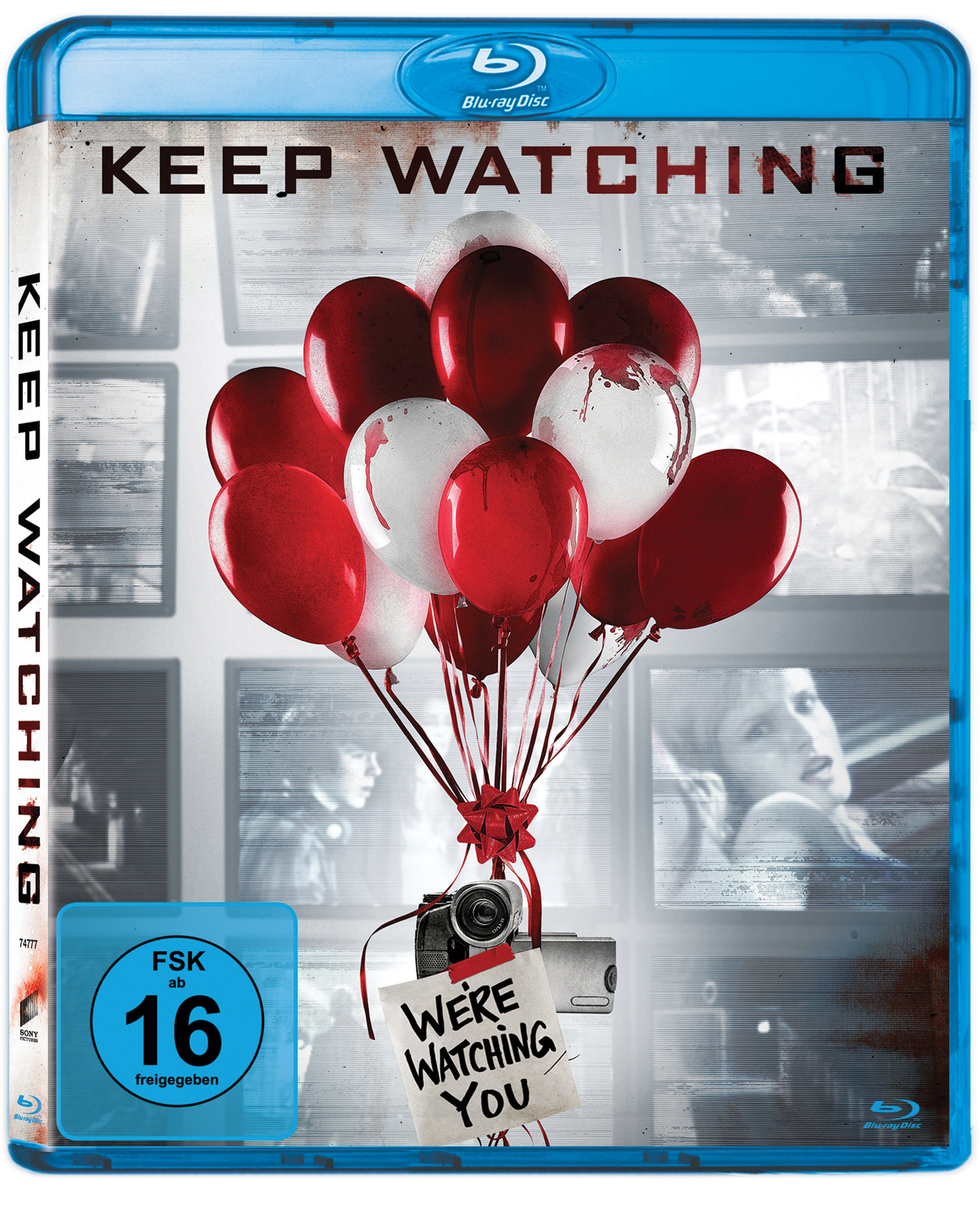 Sony Pictures Blu-Ray »Keep Watching«