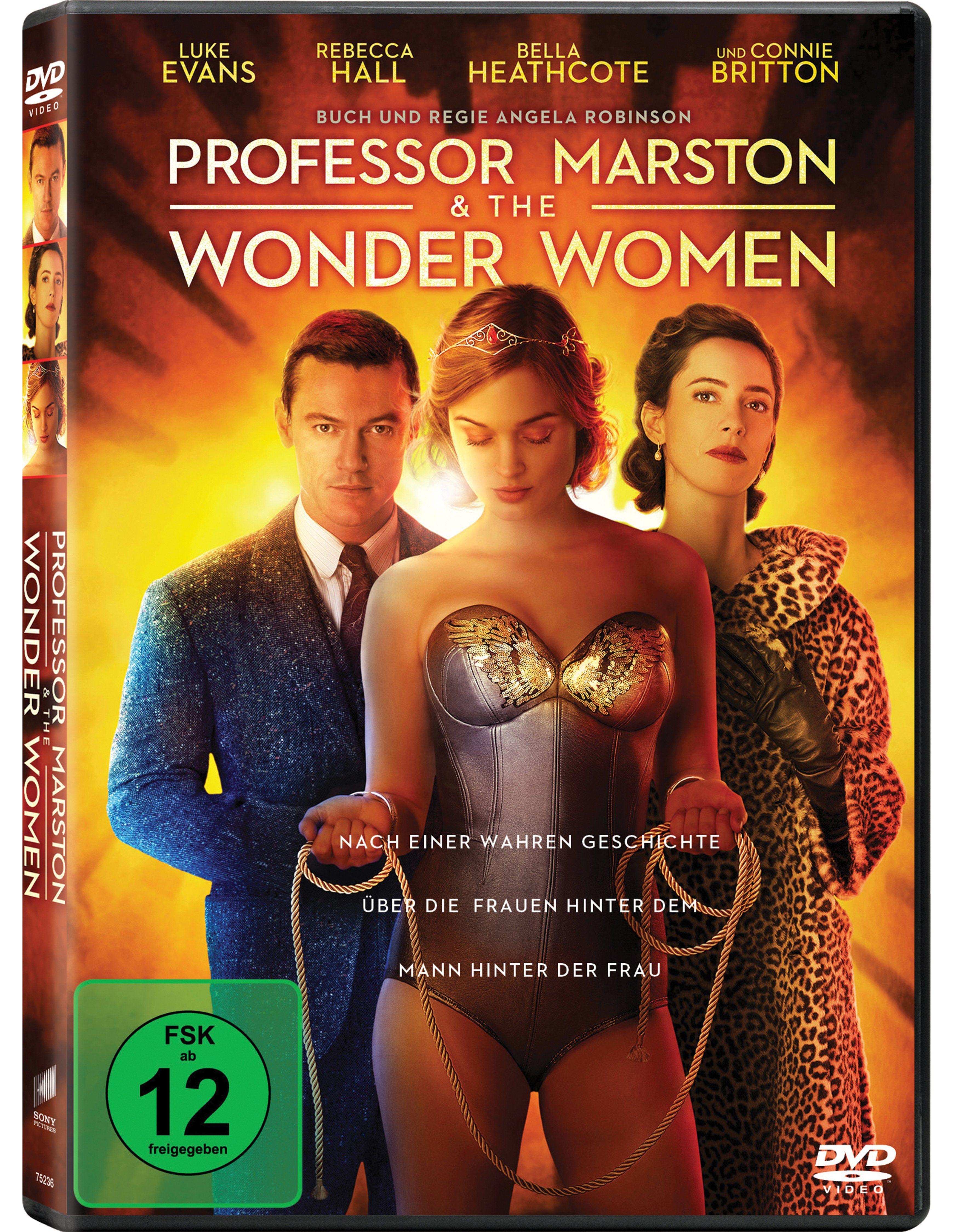 Sony Pictures DVD »Professor Marston & The Wonder Women«
