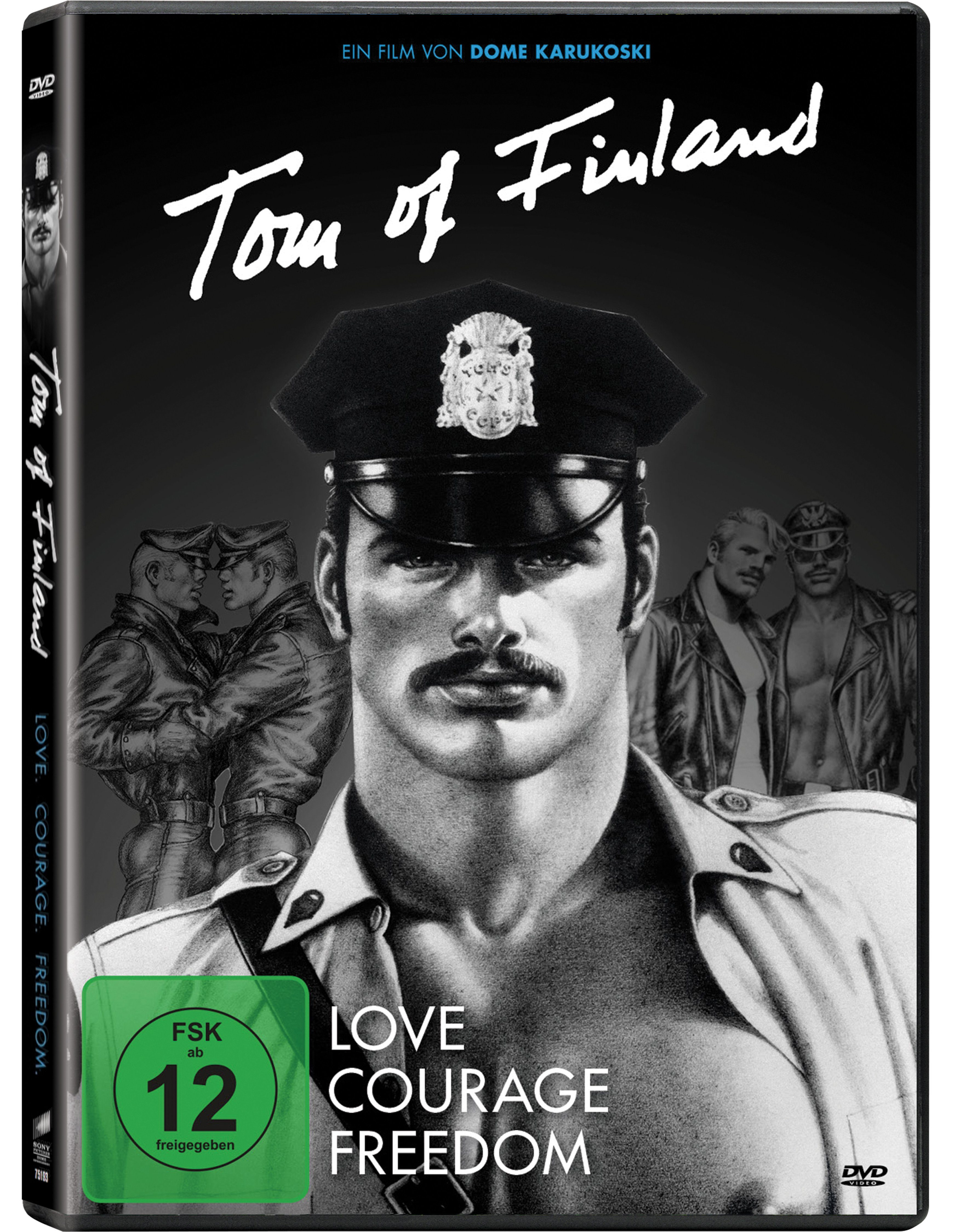 Sony Pictures DVD »Tom of Finland«