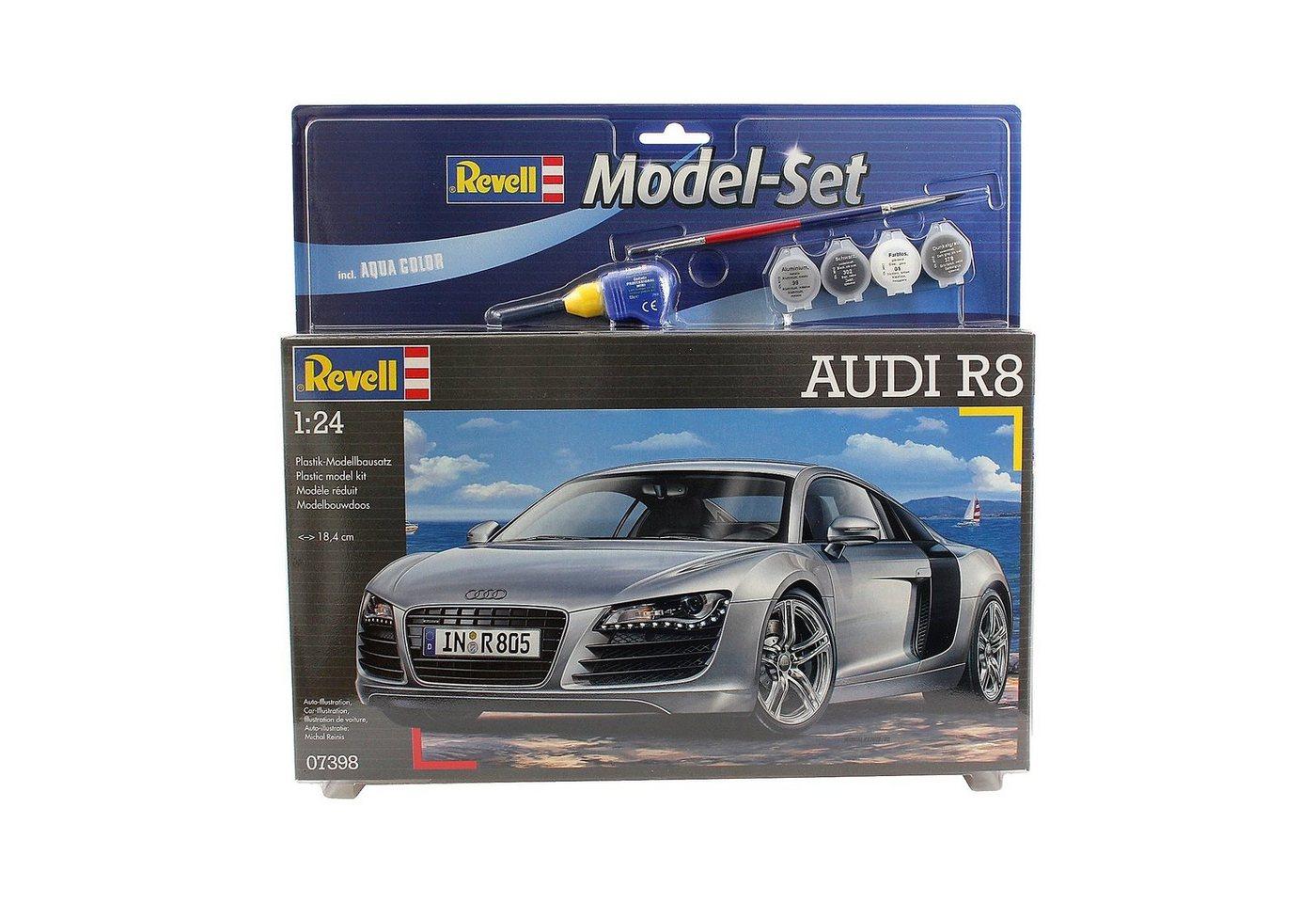 Revell® Modellbausatz - Model Set Audi R8