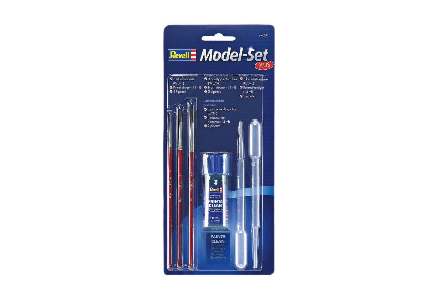 Revell® Modellbausatz - Model-Set Plus ´´Bemalung´´