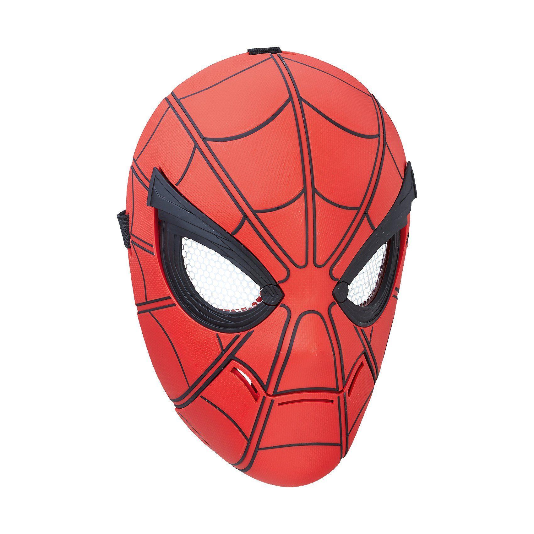 Hasbro Spider-Man Feature Maske