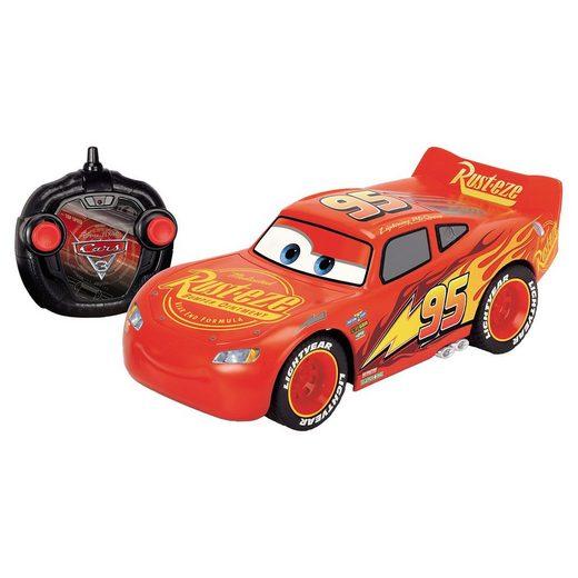 Dickie Toys Disney Cars 3 - RC Fahrzeug Hero Lightning McQueen 1:12