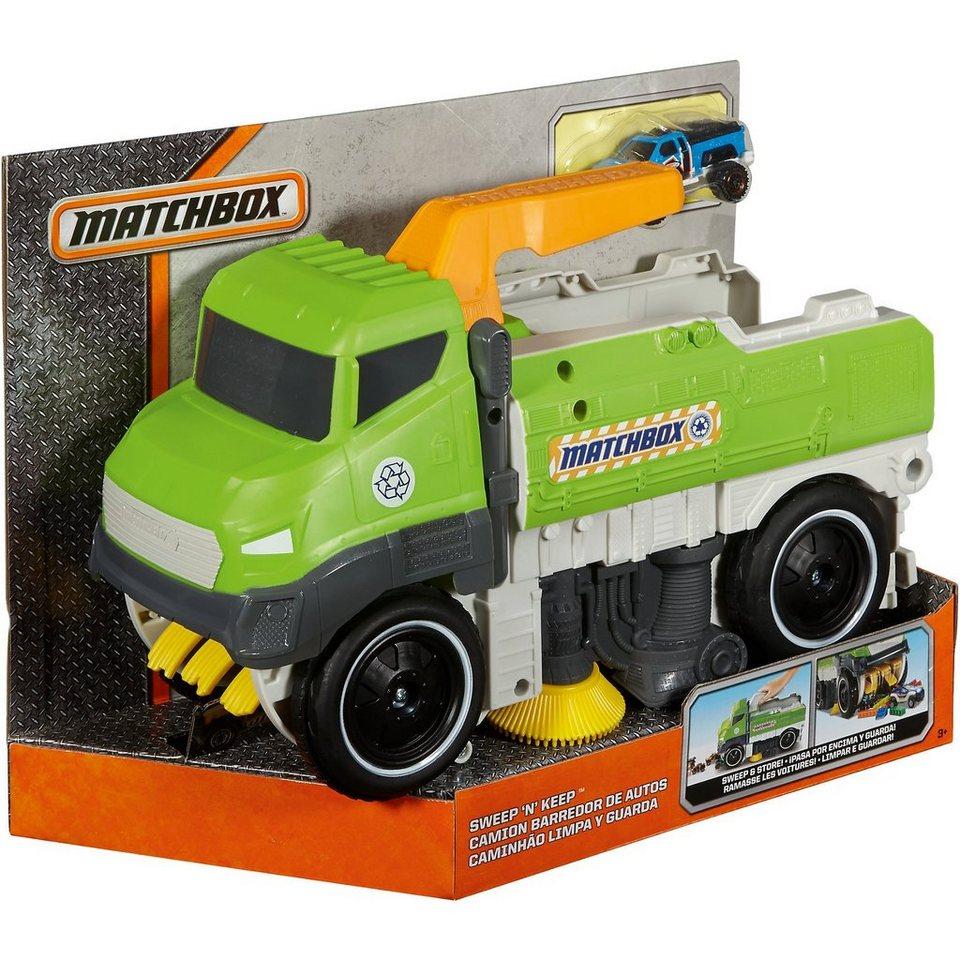mattel® matchbox auto-kehrmaschine online kaufen | otto