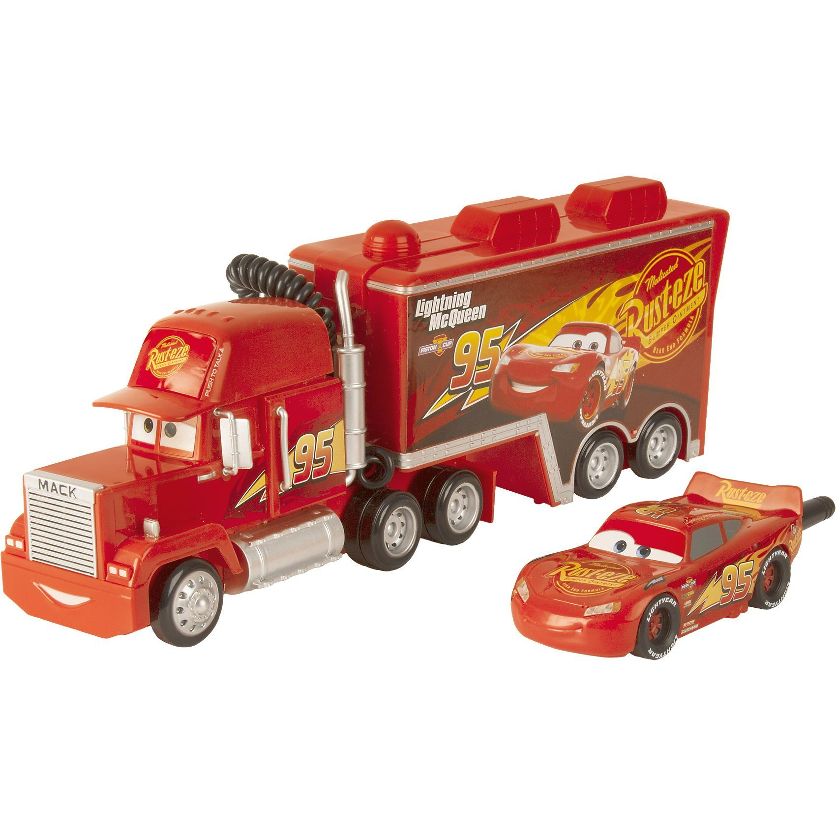 IMC TOYS Cars 3 Super Funktstation 2,4 GHZ