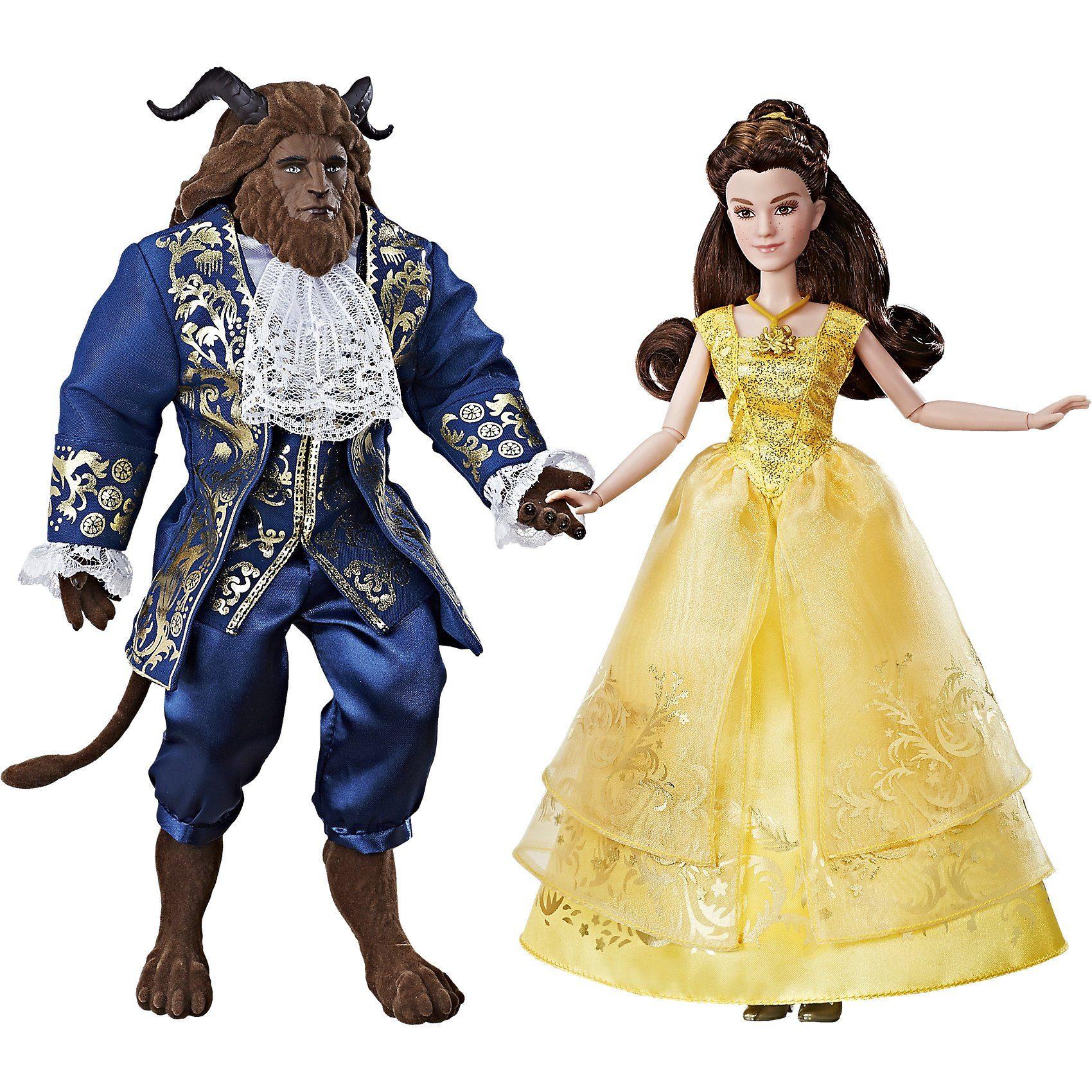Hasbro Die Schöne und das Biest Belle & das Biest