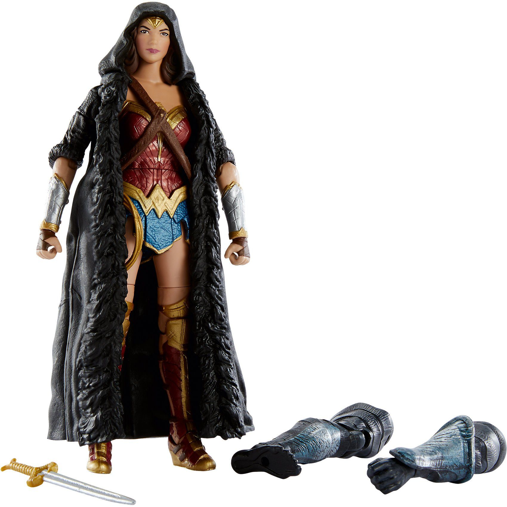 Mattel DC Multiverse Wonder Woman Movie Collector-Figur Wonder Woma