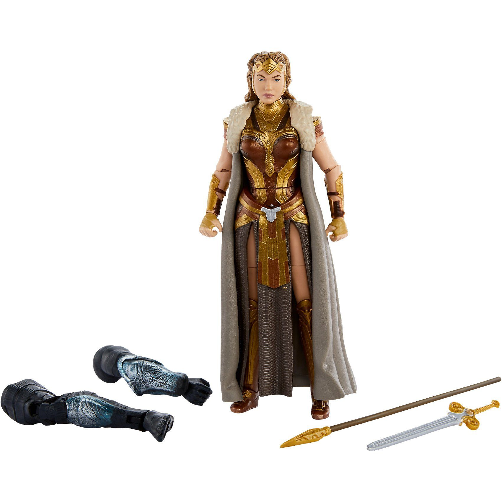 Mattel® DC Multiverse Wonder Woman Movie Collector-Figur Hippolyta (