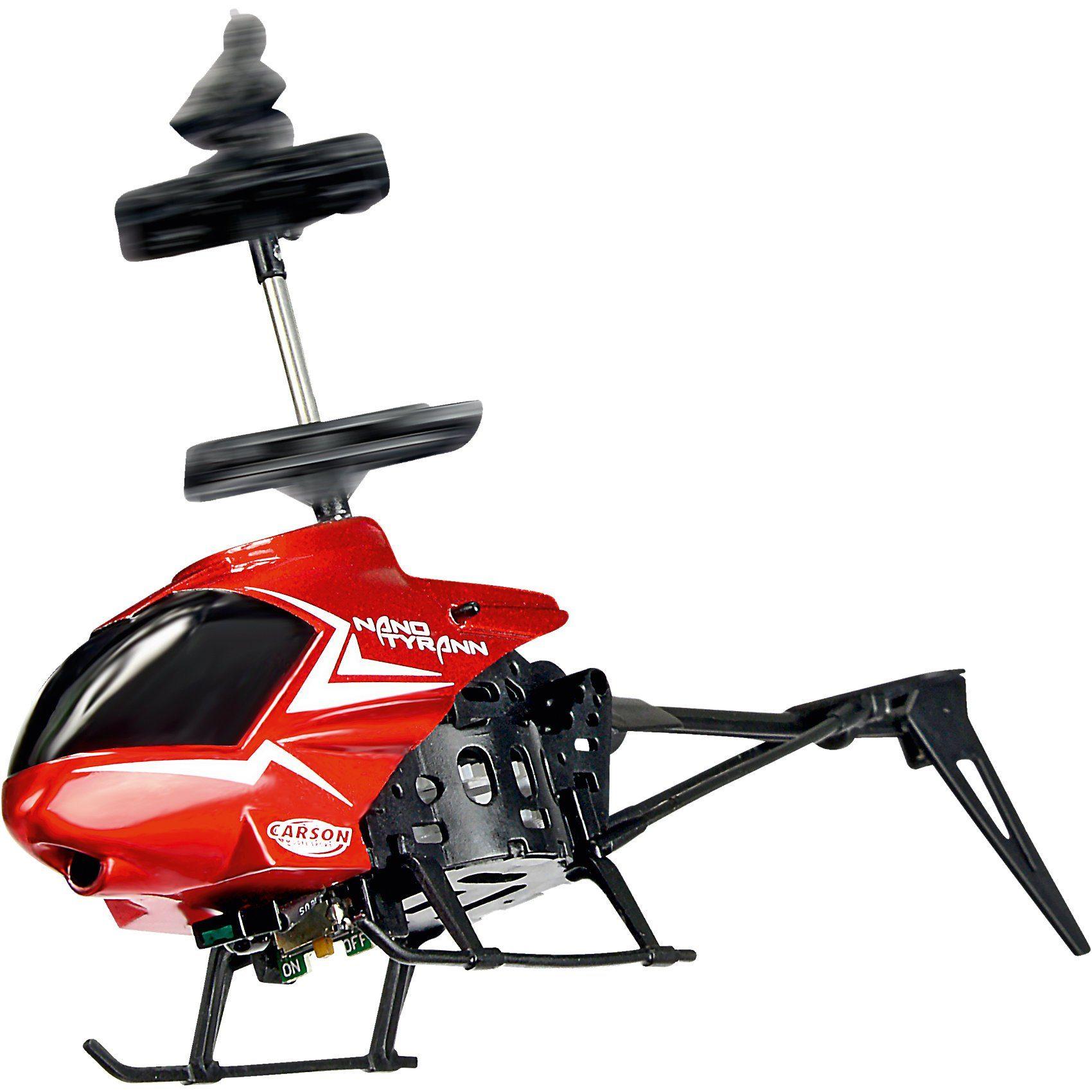 CARSON IRC Hubschrauber Nano Tyrann IR RTF