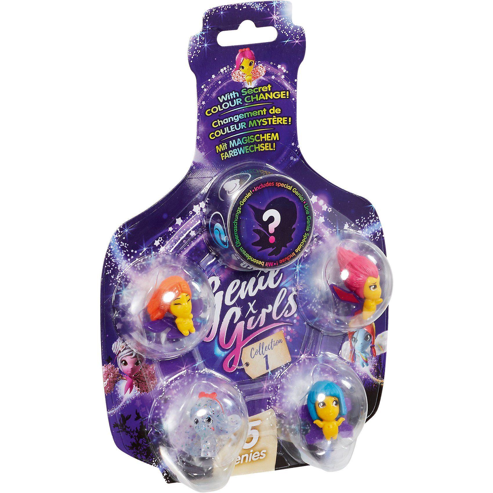 Vivid® Genie Girls 5er Pack