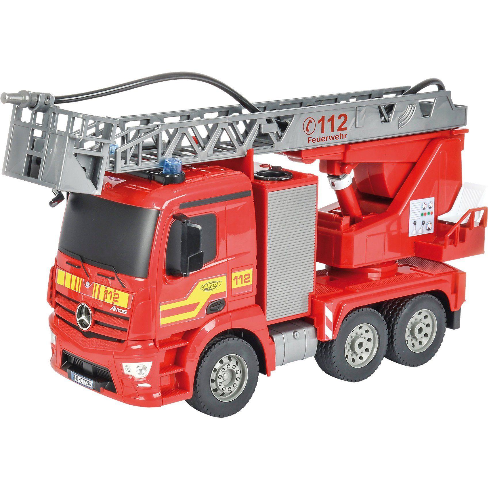 CARSON Feuerwehrwagen 2,4 GHz 1:20