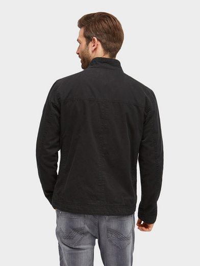Tom Tailor Blouson Blousonjacke mit Taschen