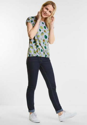 CECIL Avocado Print Shirt