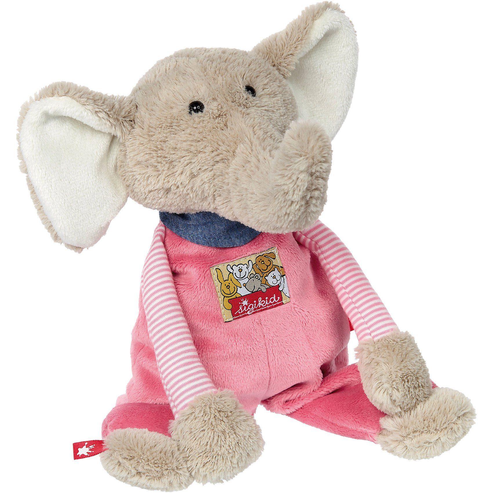 Sigikid Kuscheltier Elefant Beste Freunde (38731)