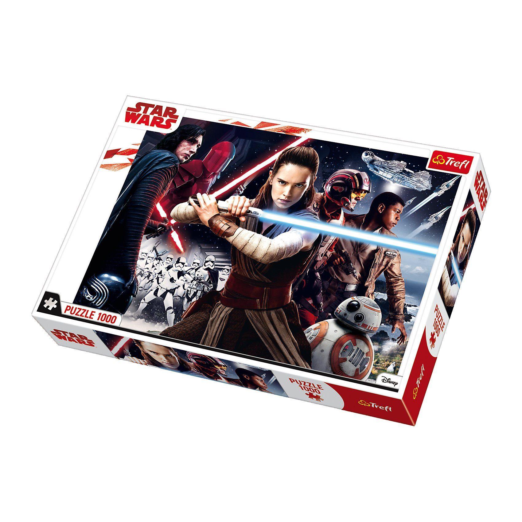 Trefl Puzzle 1000 Teile - Star Wars Episode VIII